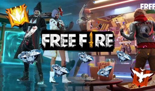 Como conseguir diamantes gratis en Free Fire