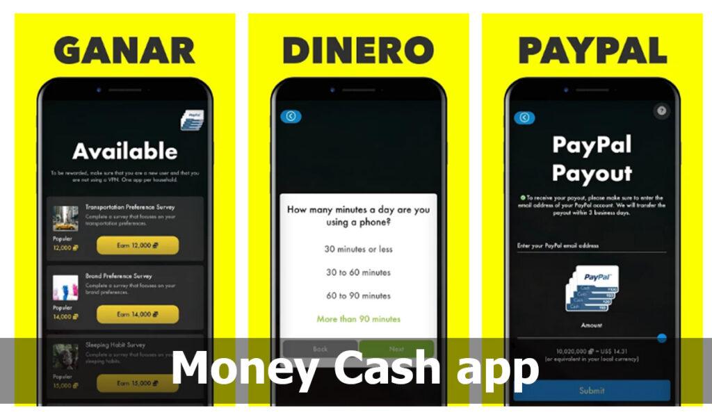 Money Cash app